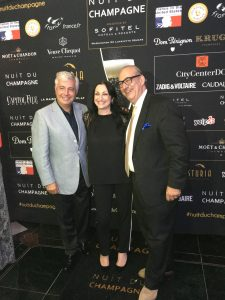 Alfredo Gangotena, Sandrine Kukurudz & Rod Kukurudz